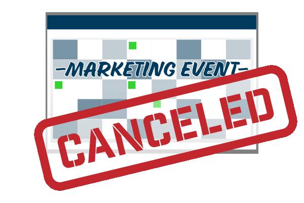 Coronavirus Economic Impact Event Canceled