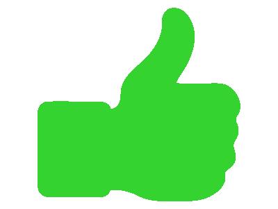 Coronavirus Economic Impact Green Thumbs Up